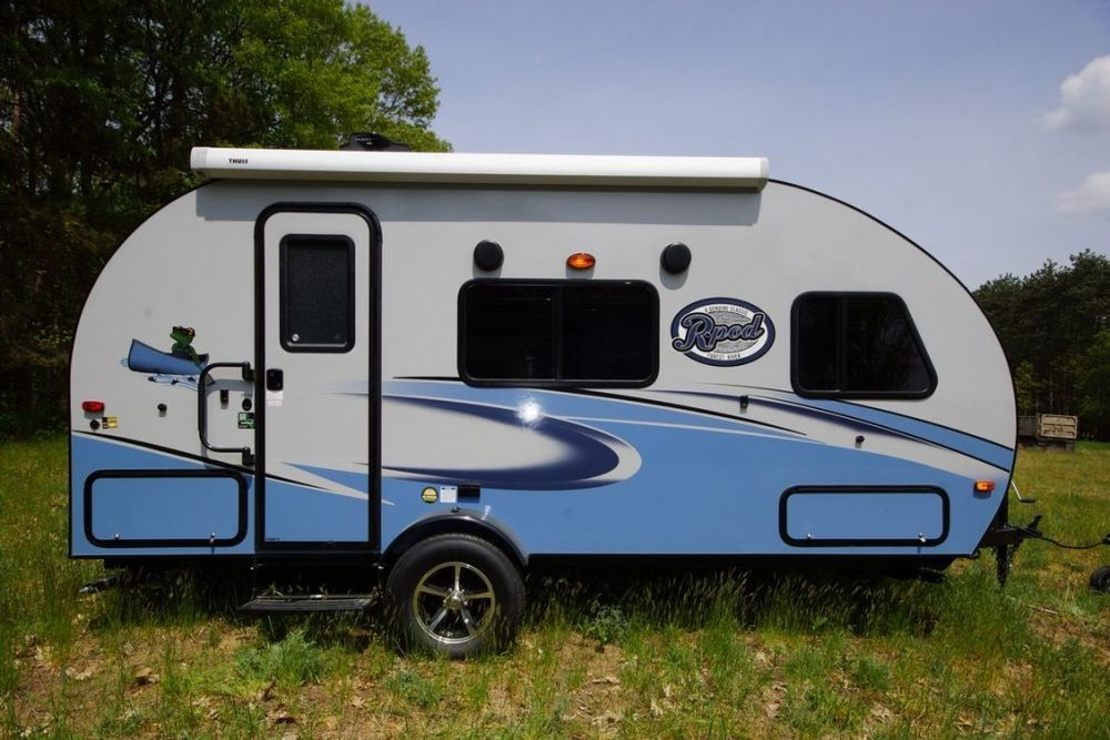 2018 Forest River R Pod 180 Camper Small Travel Trailers R Pod