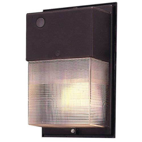 Cooper Lighting W35hpc 35w High Pressure Sodium Wall Pack With Photo Control Bronze Find Out More About The Great Product A Wall Packs Bronze Eaton Lighting
