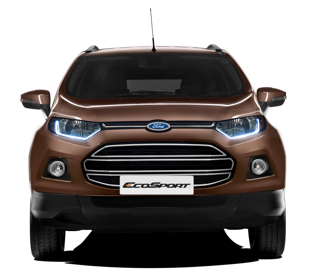 Ford Ecosport St: Ford EcoSport Is A Sub 4-Metre Compact SUV