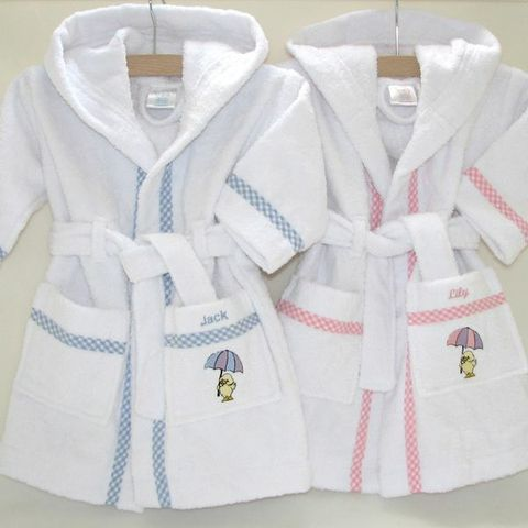 Competition  Win a Personalised Baby Toddler Bathrobe with Duck Design by  Bespoke Baby Gifts  344167f41