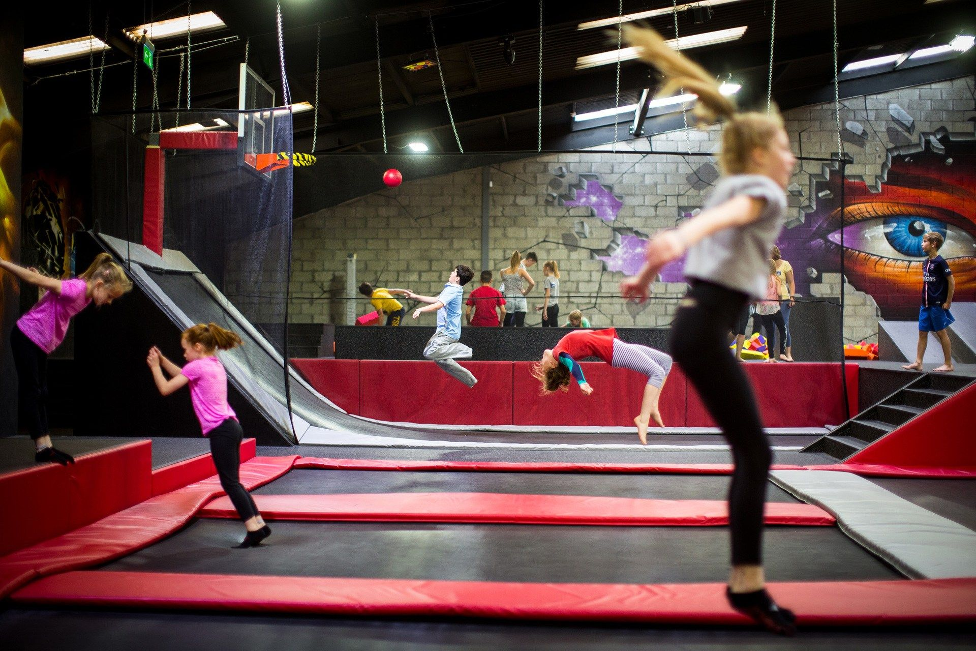 Defy Orlando Defy Trampoline Parks Trampoline Park Trampoline Indoor Trampoline
