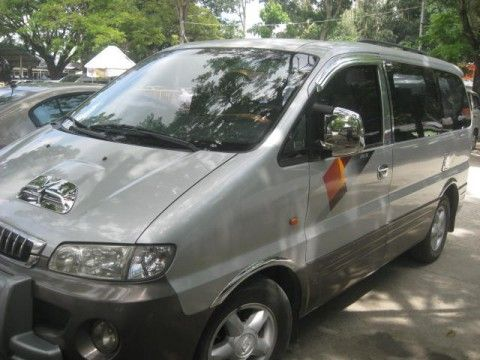 [For Rent:] Starex Van. Visit: http://tsadaspeaks.com/viewtopic.php?f=50&t=753