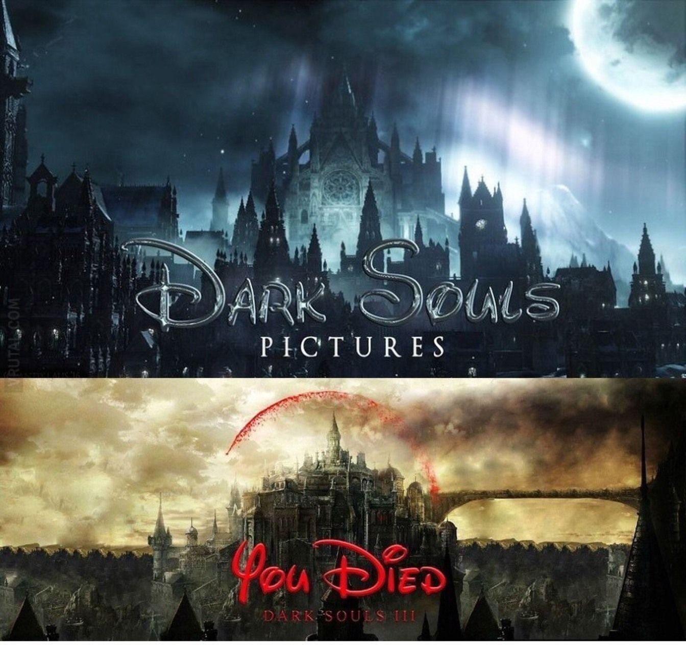 Love Each Other When Two Souls: Dark Souls, Dark Souls Art Y