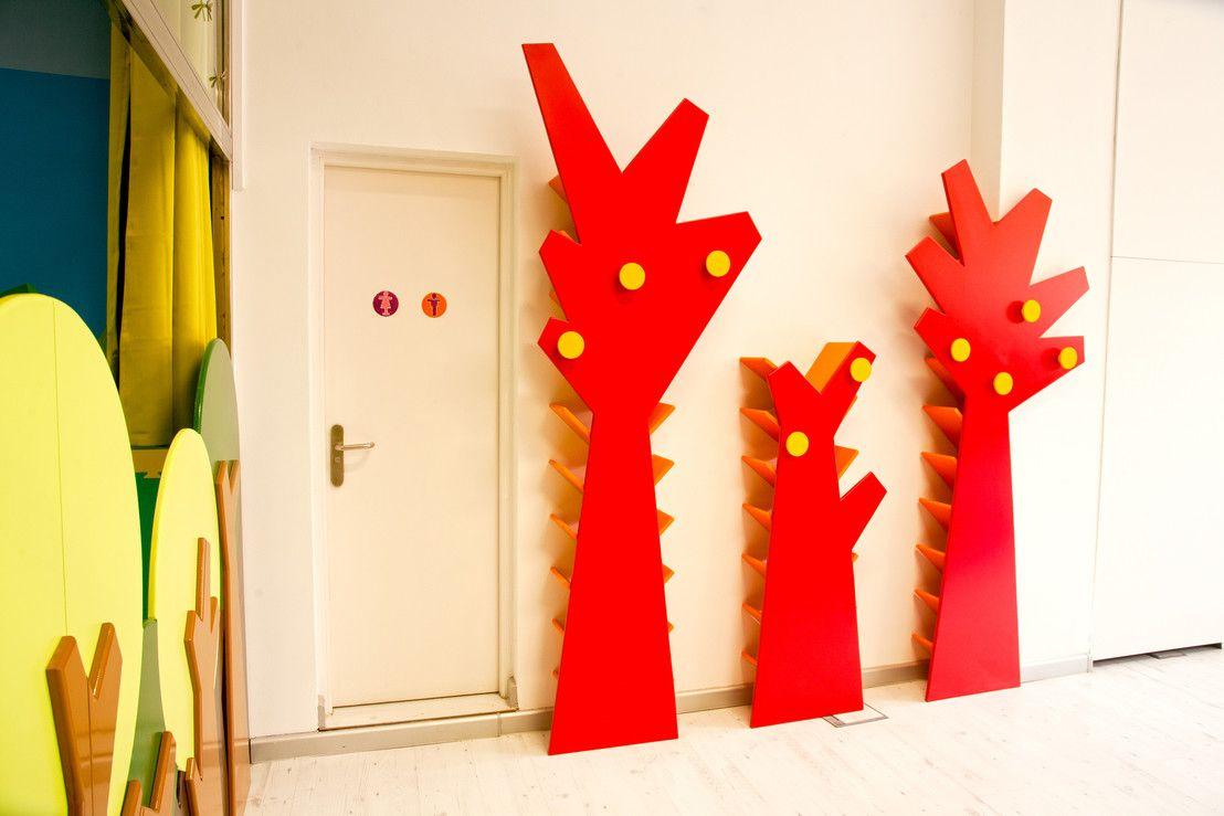 Zapateros para decorar dormitorios infantiles
