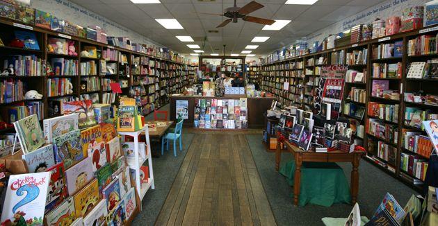 Blue Willow Bookshop ~ Houston, Texas