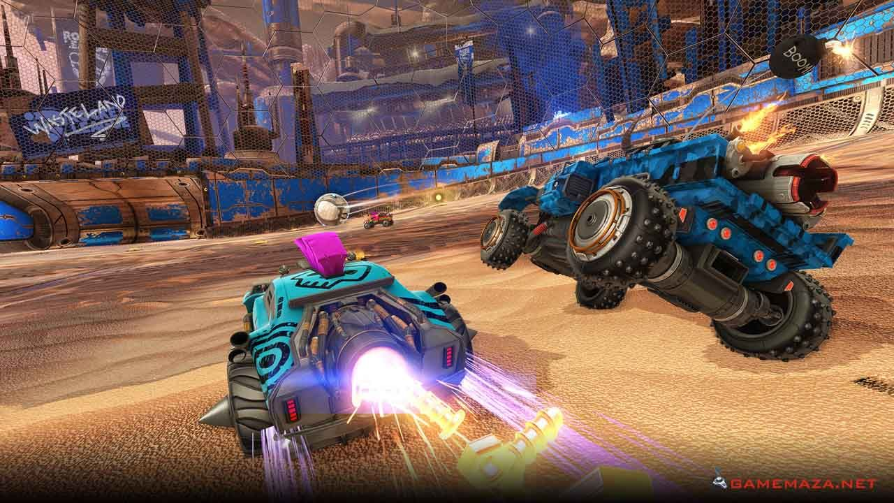 Rocket League Chaos Run Free Download (With images