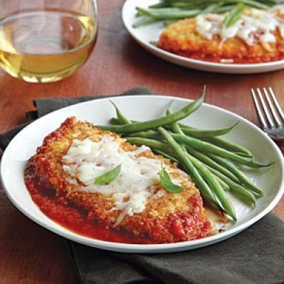 Chicken Parmesan | CookingLight.com
