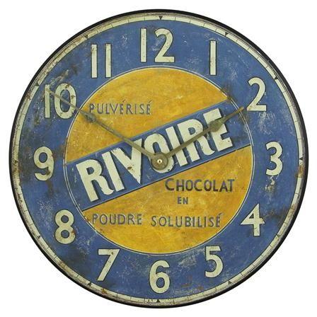Roger Lascelles Horloge Murale