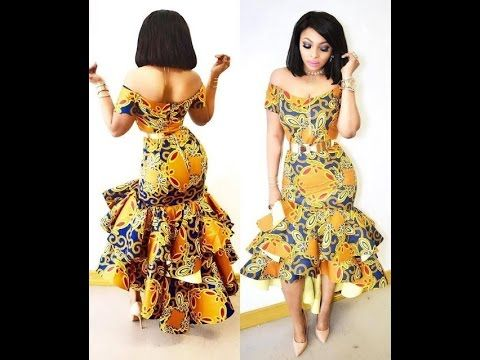 70 Creative And Latest Ankara Styles for Wedding Occasion 2017 ...