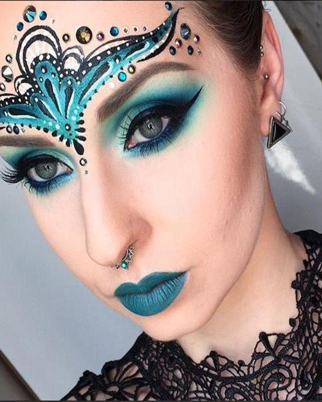 Ideas de Maquillaje FANTASÍA para mujer sencillo y fácil