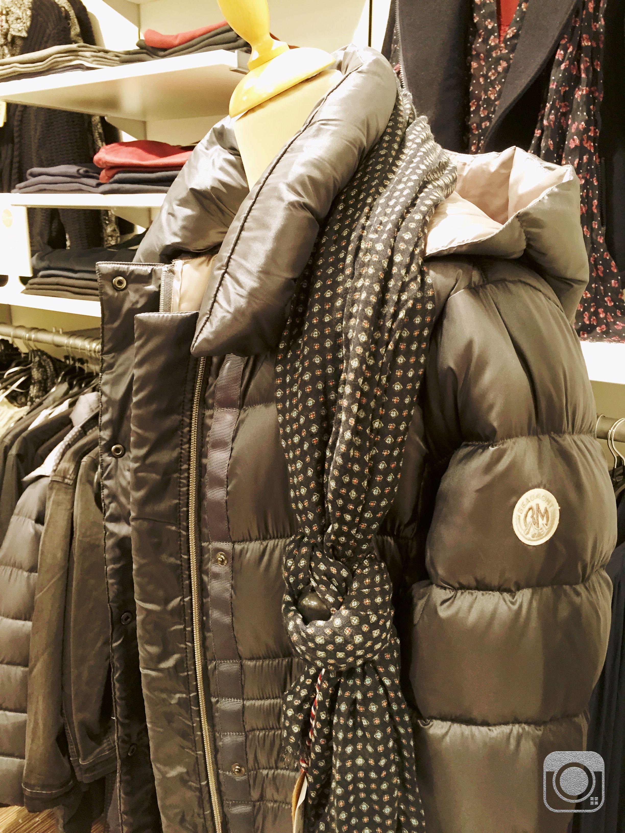 doudoune grise Beaumont #doudoune #beaumont | Les manteaux