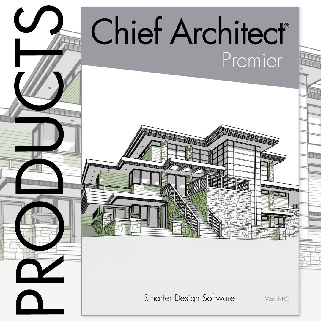 Professional Home Design Software For All Aspects Of Residential And Light Commercial Design Create A 3d In 2020 Home Design Software Software Design Chief Architect