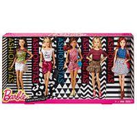 Barbie Fashionista Doll - 5 Pack