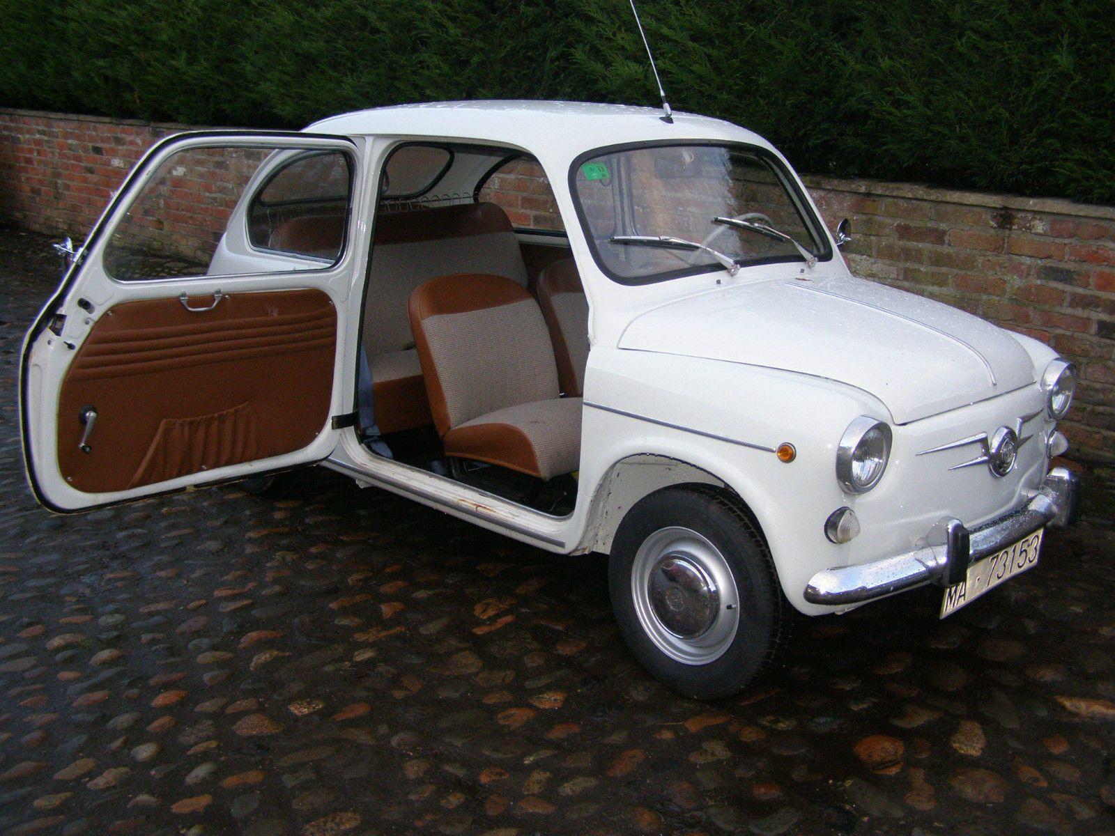 Seat S Like Fiat Classic Barn Find Find Ebay