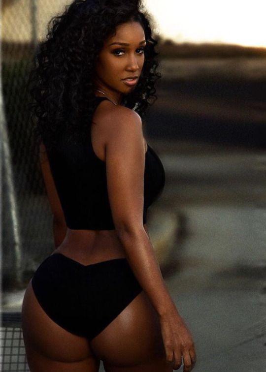 Beautiful black ass women