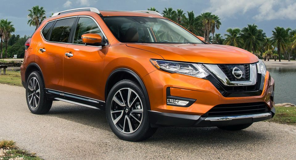 Nissan Prices 2017MY Rogue SUV From 23,820 Nissan