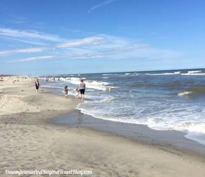 Exploring Chincoteague Island for the First Time - Gorgeous beaches and waterfront areas!