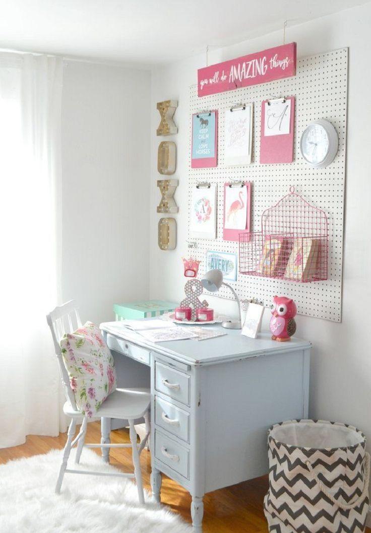 Habitaciones Infantiles Para Nina Disenos De Espacios Coquetos Y - Diseos-habitaciones-infantiles