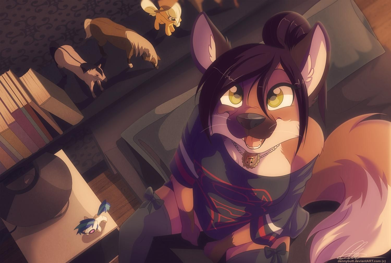 Anthros Anthro Furry Wallpapers HD Desktop And Mobile Backgrounds