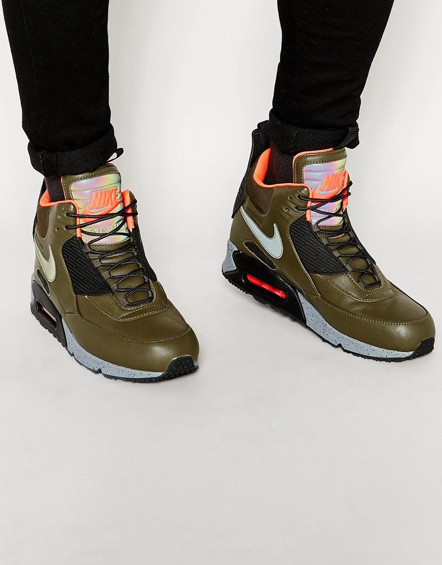 new style 32a6e 99e17 Nike Air Max 90 Winter Sneakerboots 684714-300