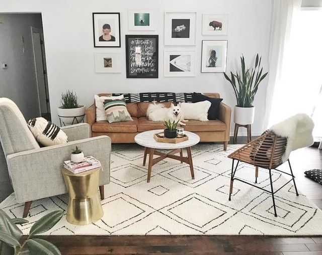 Pin By Ahighland On Interior Design Boho Living Room Living Room Decor Apartment Apartment Living Room
