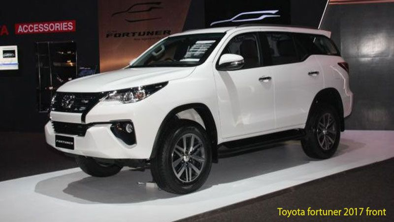 Diesel Version Of Toyota Fortuner 2017 Will Launched Soon In Pakistan Fairwheels Com
