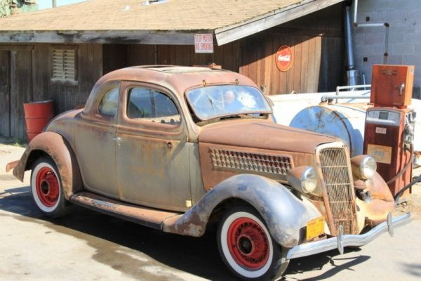 Rod Potential 1935 Ford 5 Window Coupe Classic Cars Trucks Hot Rods Coupe Ford