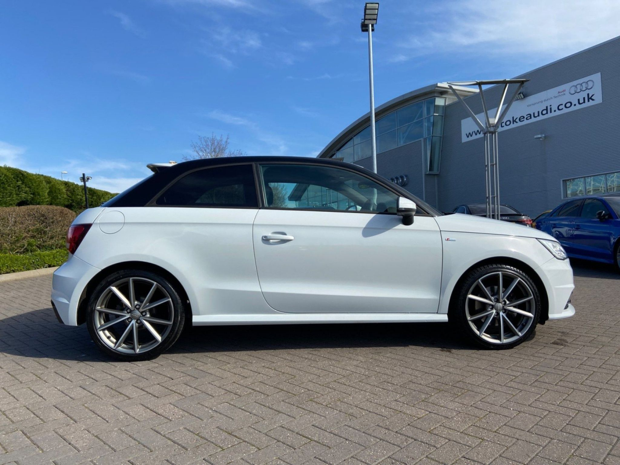 Audi A1 1 4 Tfsi 150 Black Edition 3dr For Sale In 2020 Audi Audi A1 Black Edition