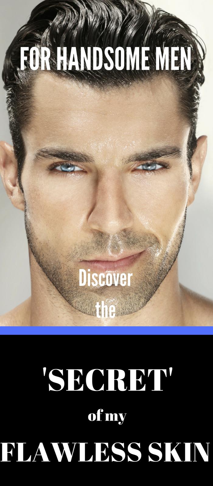 The 1 Secret To Men S Facial Skin Care Finally Revealed Mens Facial Facial Skin Skin Care