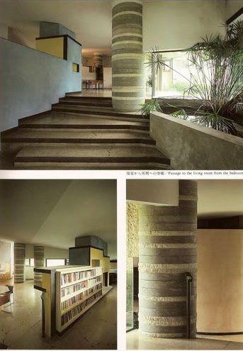 Entre los años 1974 y 1979 Carlo Scarpa diseña y construye esta casa en Bardolino, cerca de Verona, (Italia).  Ya en estos a...