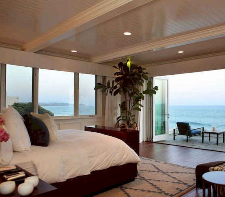 Best 01 Beautiful Beach Master Bedroom Ideas In 2020 Coastal 400 x 300