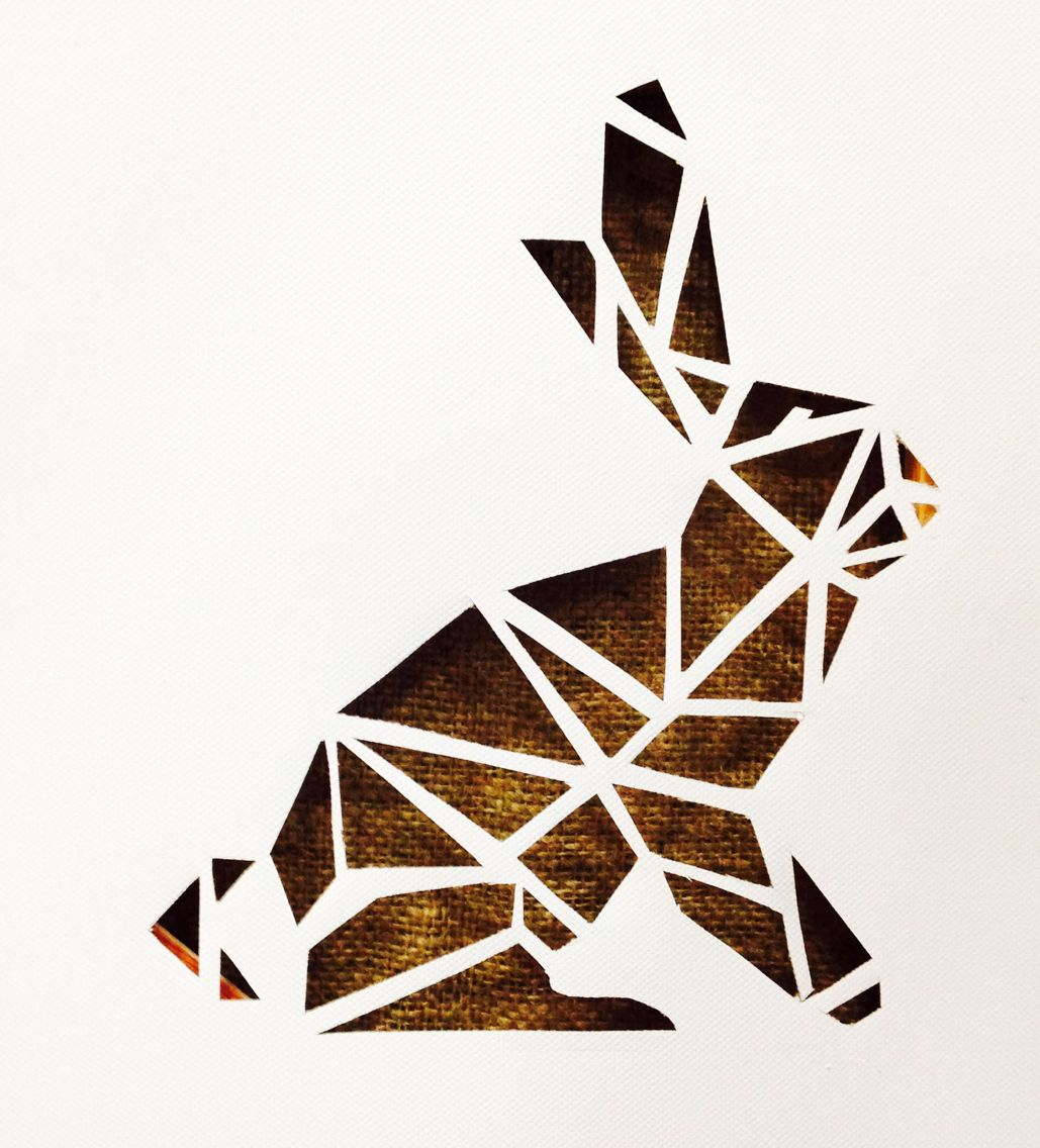 It is an image of Agile Stencils Cut Out