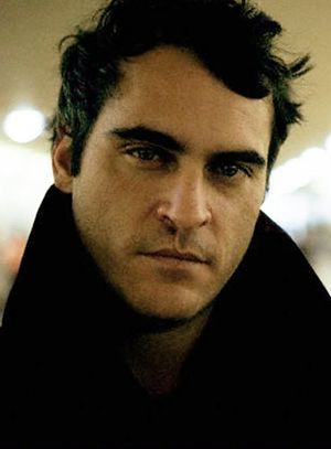 Joaquin Phoenix, hard to believe that this is River's little brother, previously known as Leaf.  Was in the movie Space Camp!