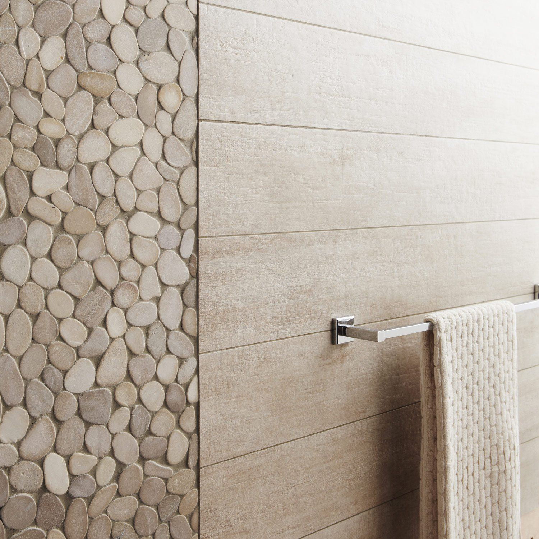 Support p te blanche pinteres - Carrelage mural salle de bain leroy merlin ...