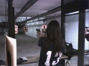 Pin On Pistol Girl