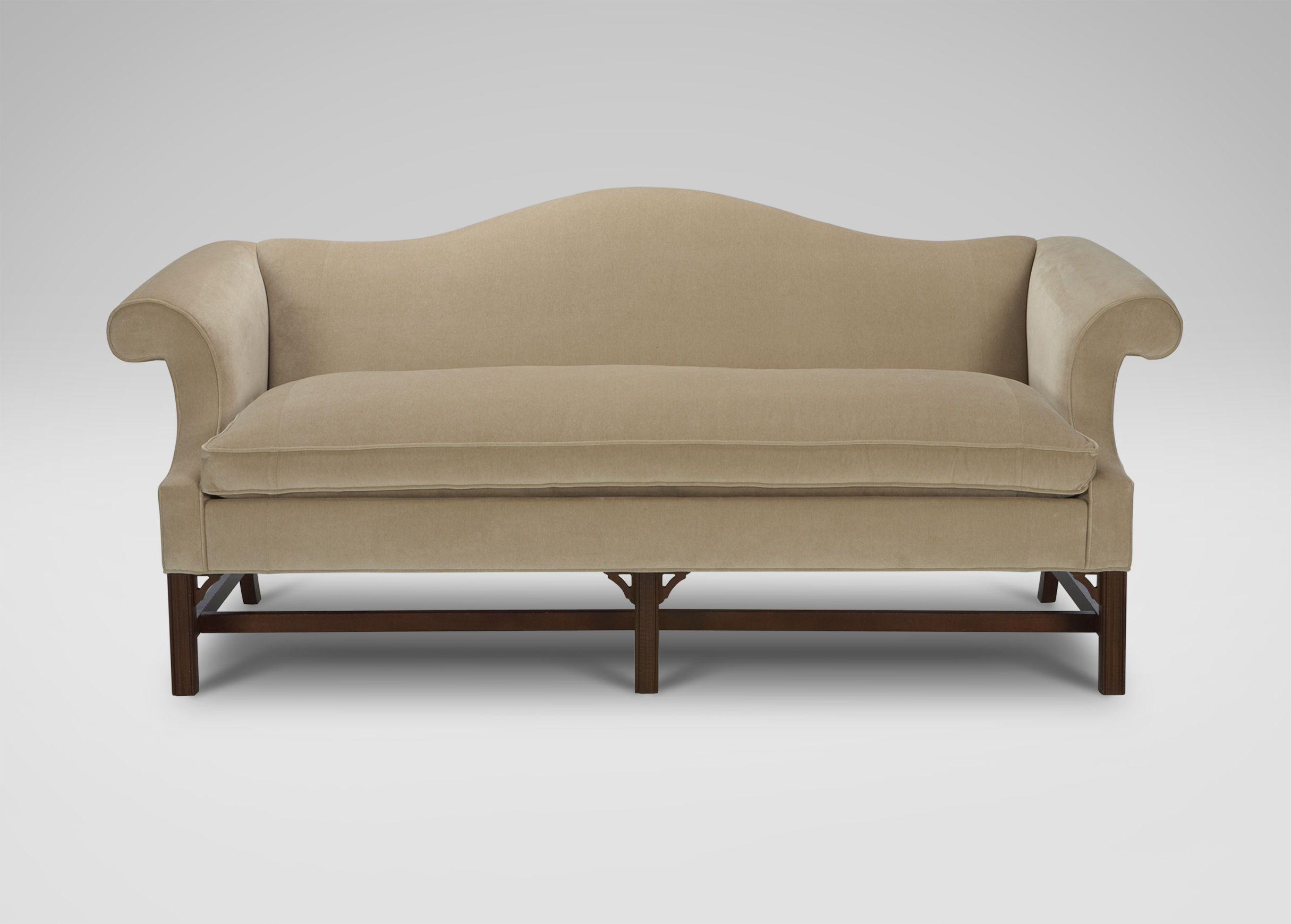 Chippendale Sofa