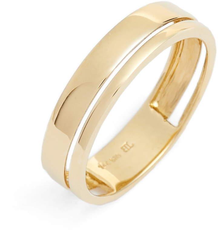 2a40c82be4269 BONY LEVY Designer Split Band Ring | Avivey (Style Lives Here ...