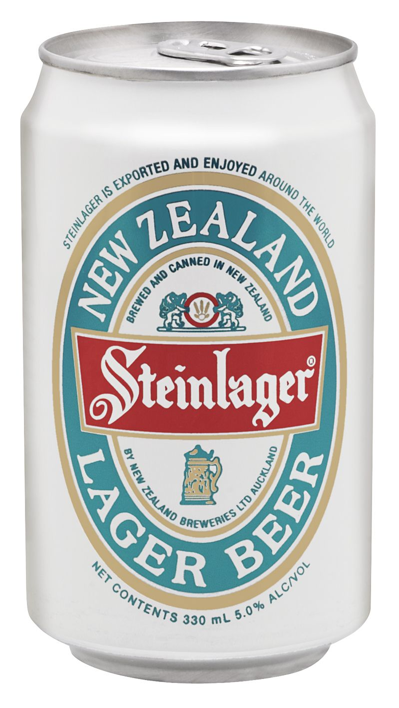 Steinlager New Zealand Beer Beer Label Beer Festival Brewery