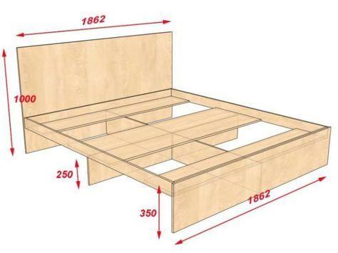 Kak Sdelat Dvuspalnuyu Krovat Svoimi Rukami Bed Frame Design