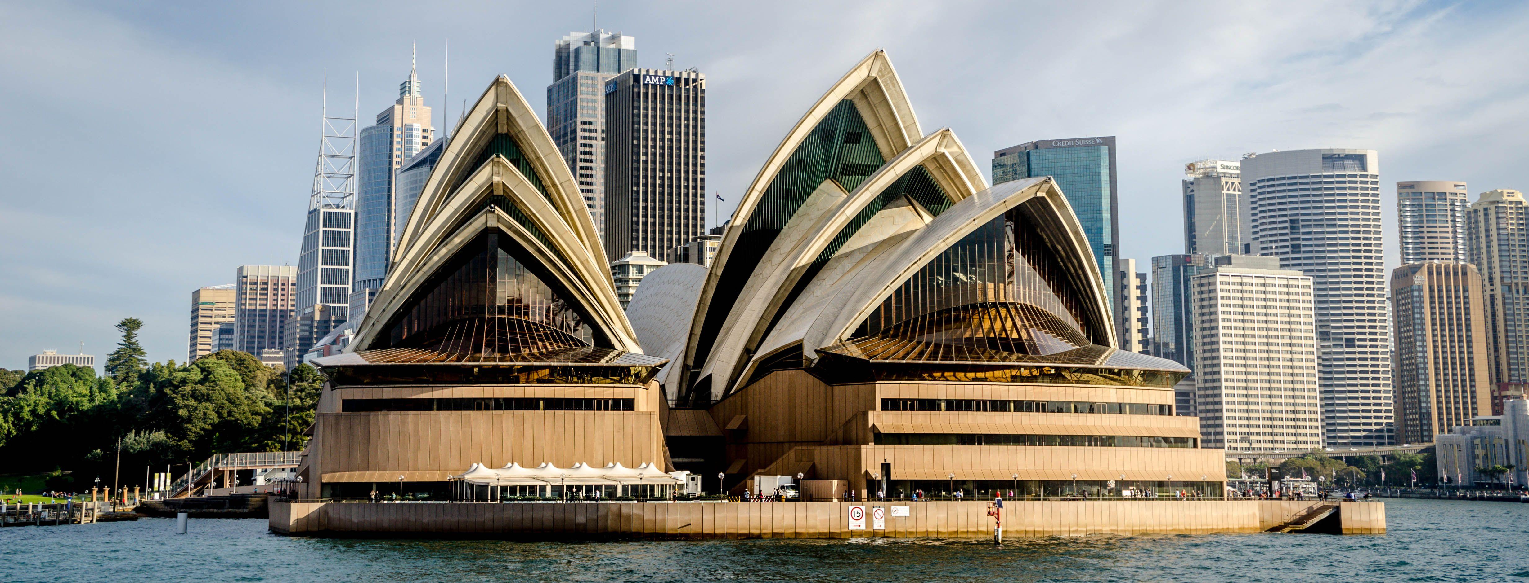 sydney opera house modern architecture