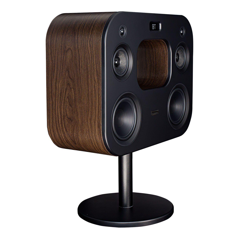 Fi70 Three-Way Wireless High Fidelity Music System - Black Ash