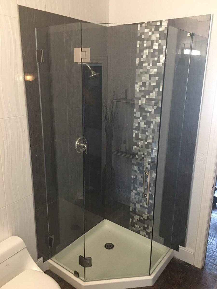How To Repair A Leaking Shower Door Shower Doors Replacement