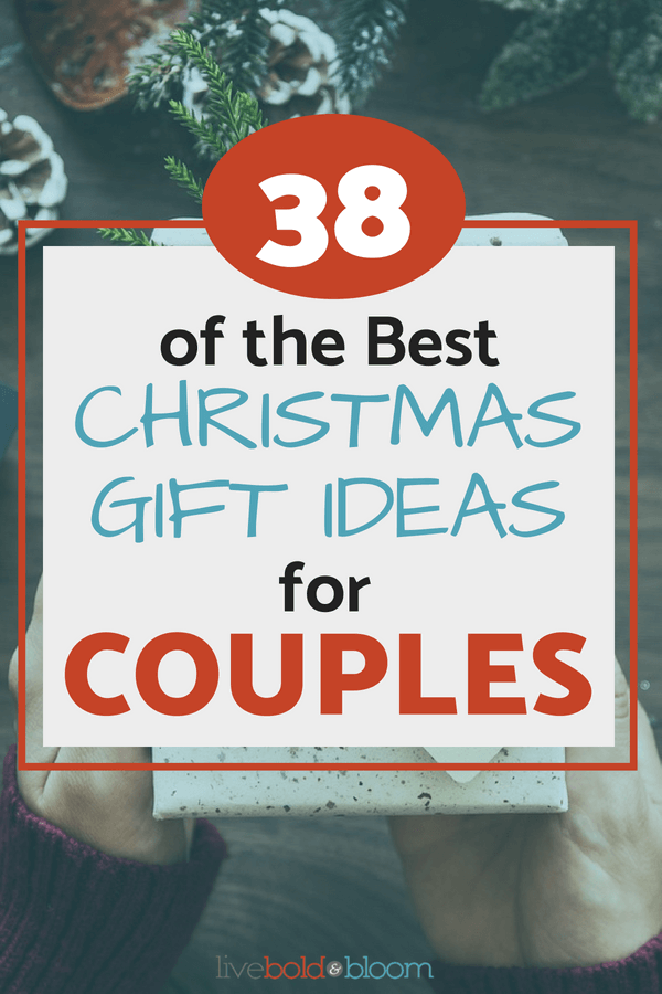 50 Of The Best Christmas Gift Ideas For Couples Couple Gifts Best Christmas Gifts Christmas Gifts For Couples