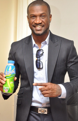 NIGERIAN TOP SECRET It's Official! Peter Okoye unveiled