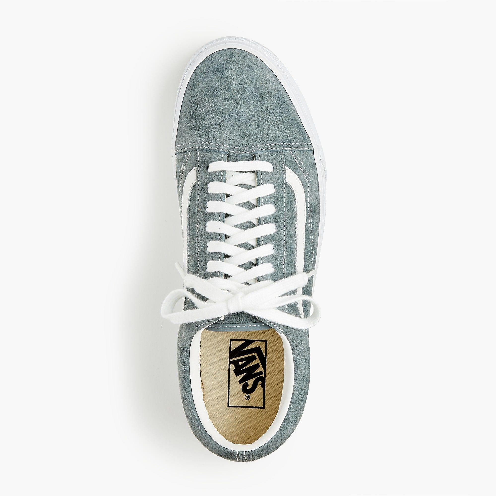 Vans® Old Skool sneakers in grey suede | Running shoes for