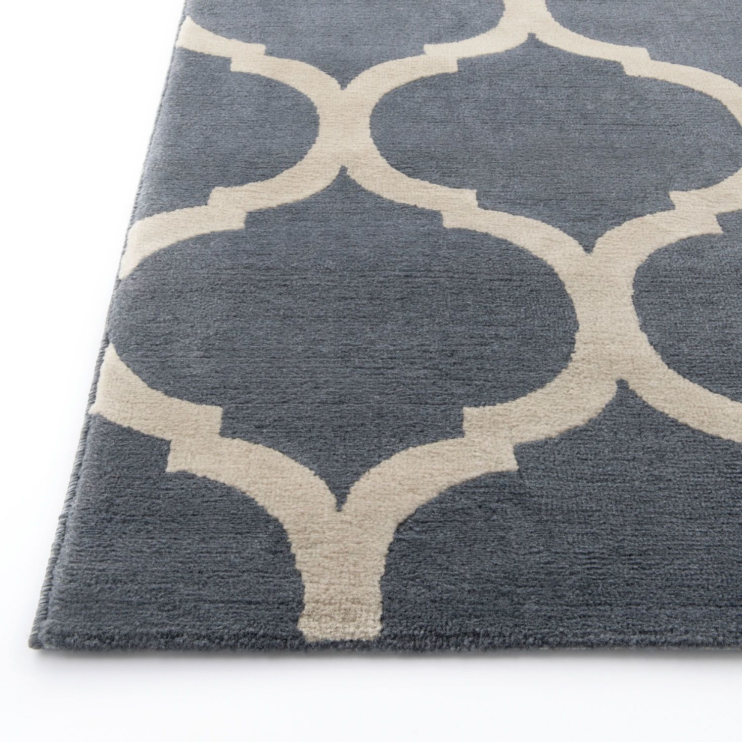 Moroccan Pattern Navy Rug (With images) Navy rug