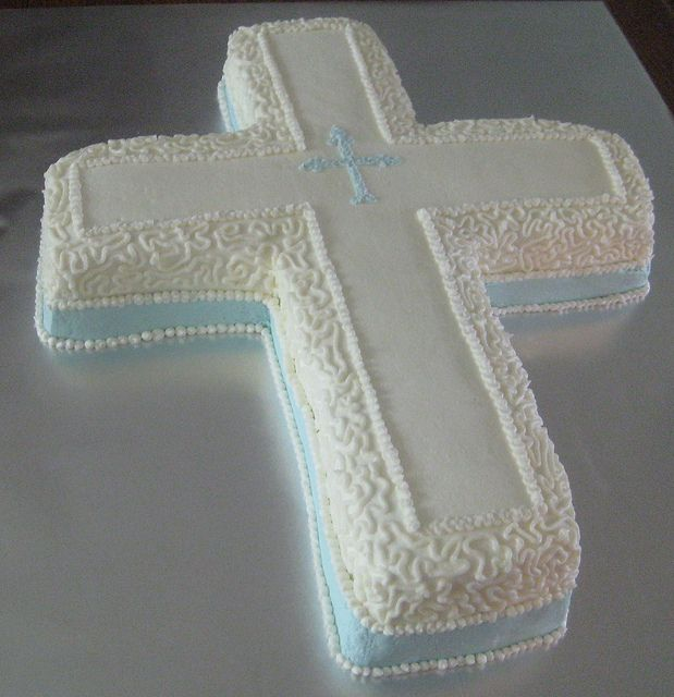 Baptism Cake Ideas Pictures