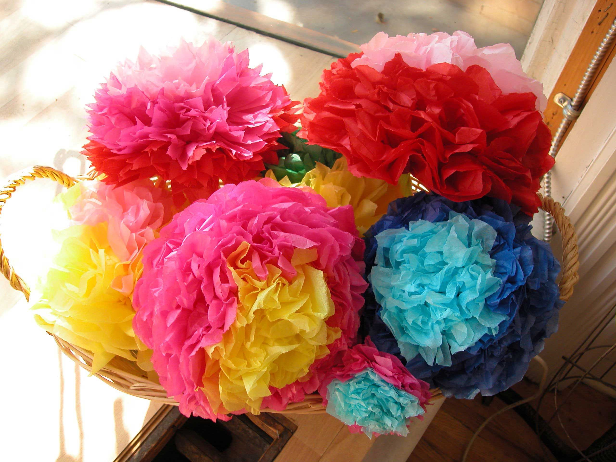 Mexican Tissue Paper Flowers 2 Best Flower Pictures Tissue