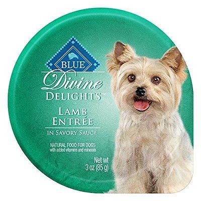 Blue Buffalo Blue Divine Delights Small Breed Lamb Formula 3 Oz