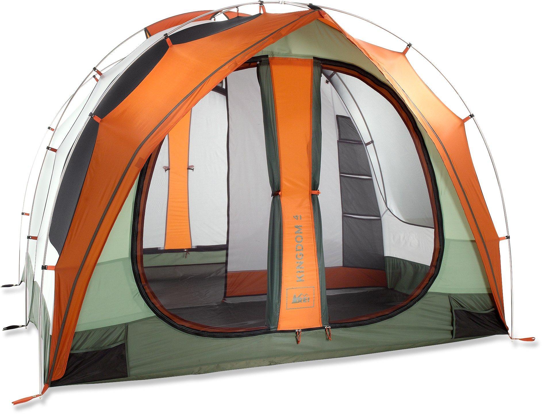 REI Kingdom 4 Tent - REI.com  sc 1 st  Pinterest & REI Kingdom 4 Tent - REI.com | Outdoor | Pinterest | Tents ...